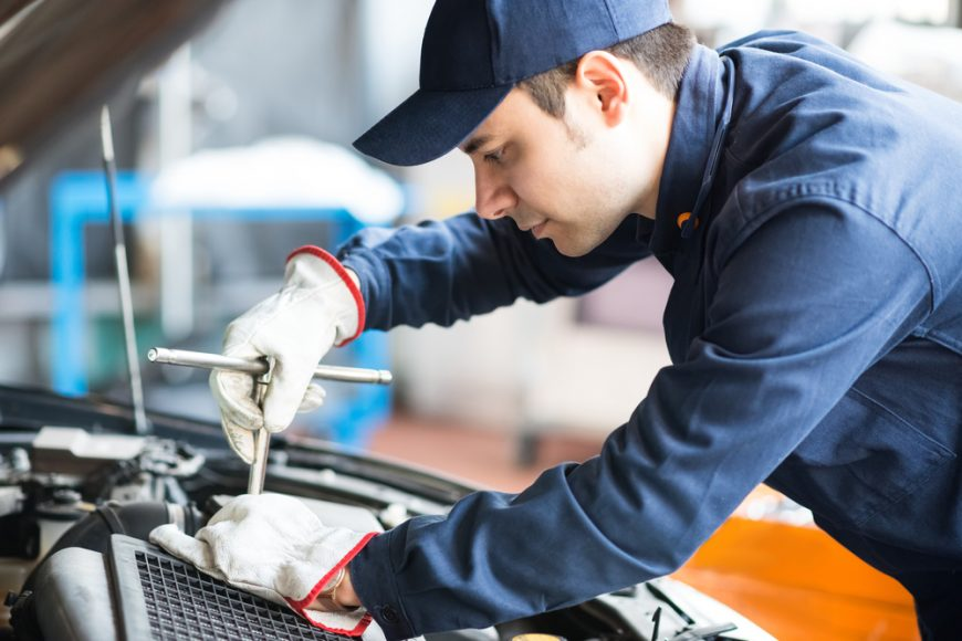 The Best Place to Locate Fuel System Service Woodmore