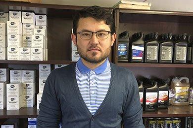 Farhad Lashkari